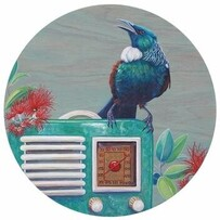 The NZ Songbird / Print